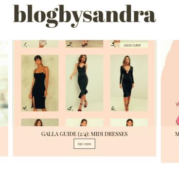 At skrive et berettende blogindlæg