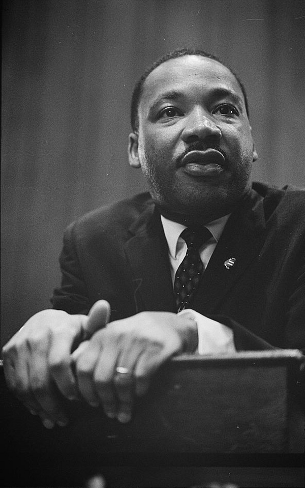 Martin Luther King Library of Congress