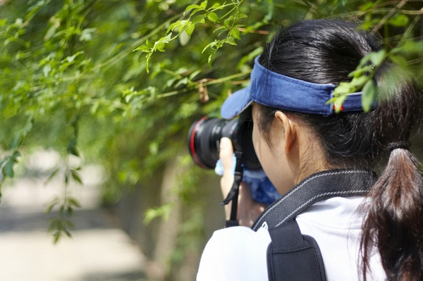 I en fotomaraton skal verden ses igennem et kamera, og de bedste fotografier skal vælges.
