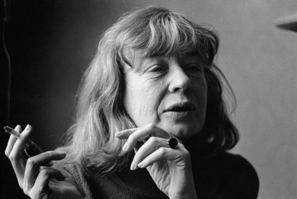 Susanne Mertz  1974  Scanpix
