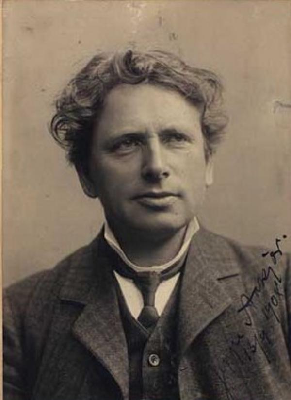 J  Saxtorph Mikkelsen  1908  Det Kongelige Bibliotek  Billedsamlingen
