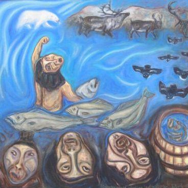 Grønlandske sagn og myter