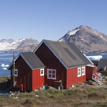 Grønland på film
